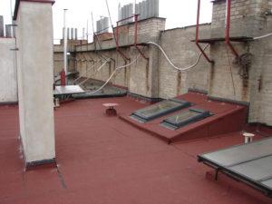 Vrch střechy
